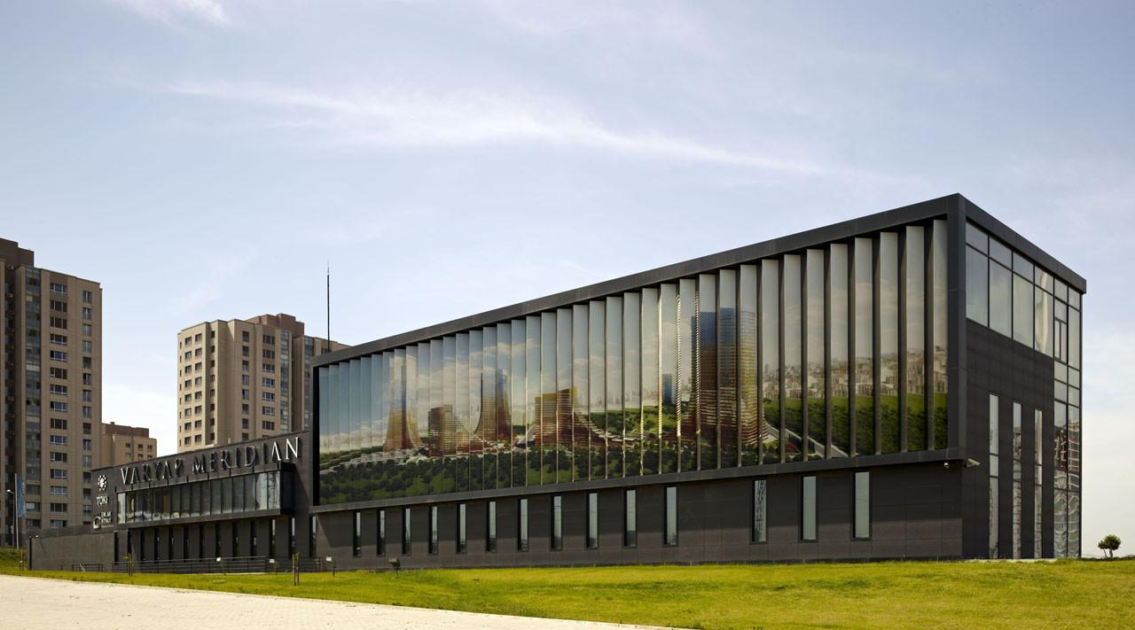 Varyap Sales Office / Erginoğlu & Çalışlar Architects, © Cemal Emden