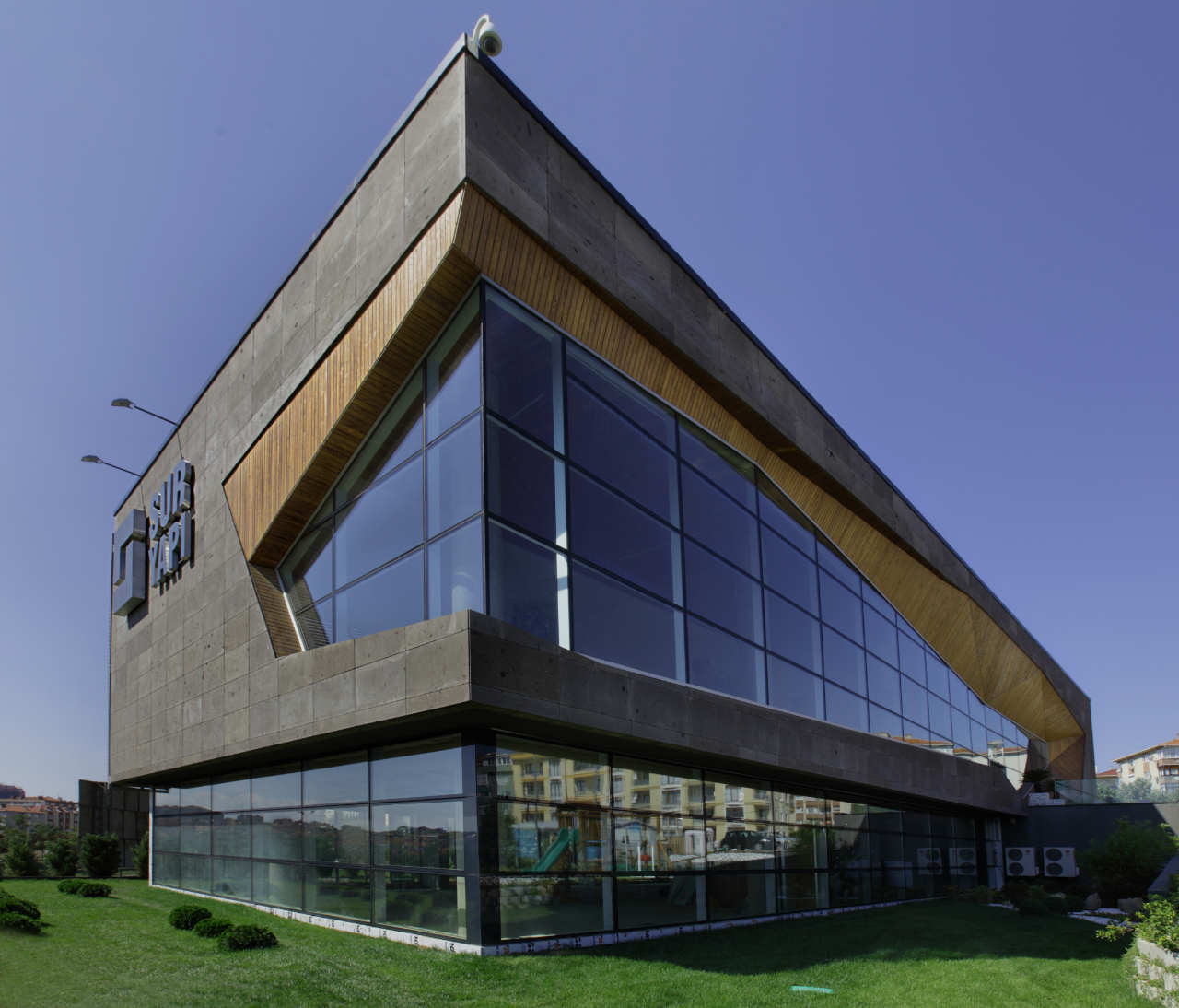 ... Design Office Buildings Architecture
