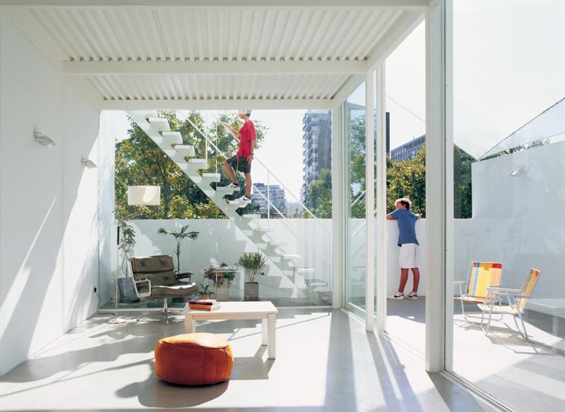 Nuñez House / Adamo-Faiden, © Cristobal Palma