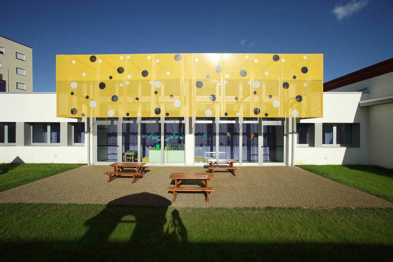 New School District / ccd studio, © Fabio Mantovani