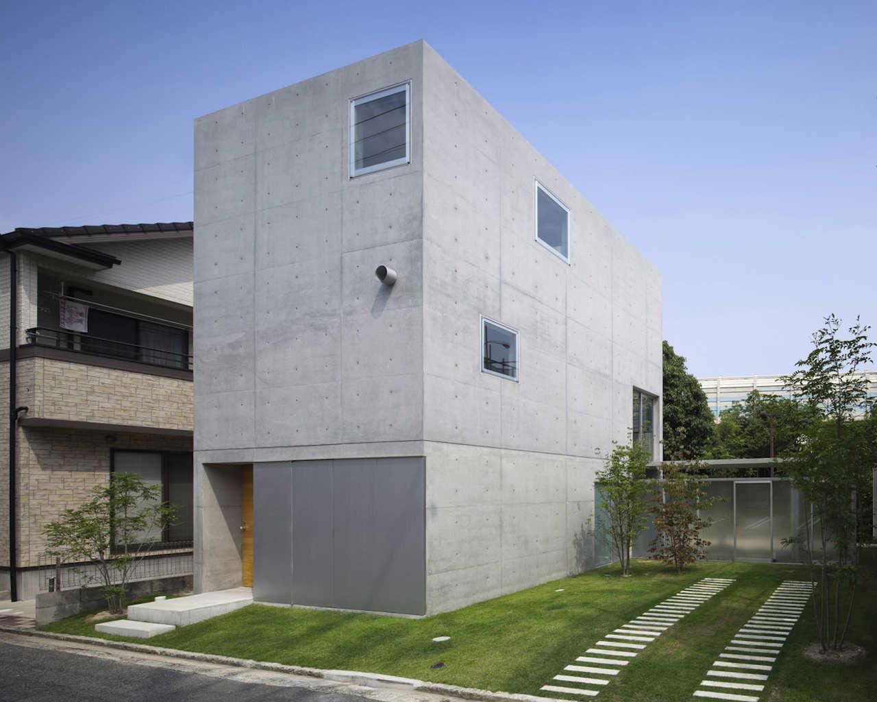 House In Kohgo / Yutaka Yoshida, © Tomohiro Sakashita