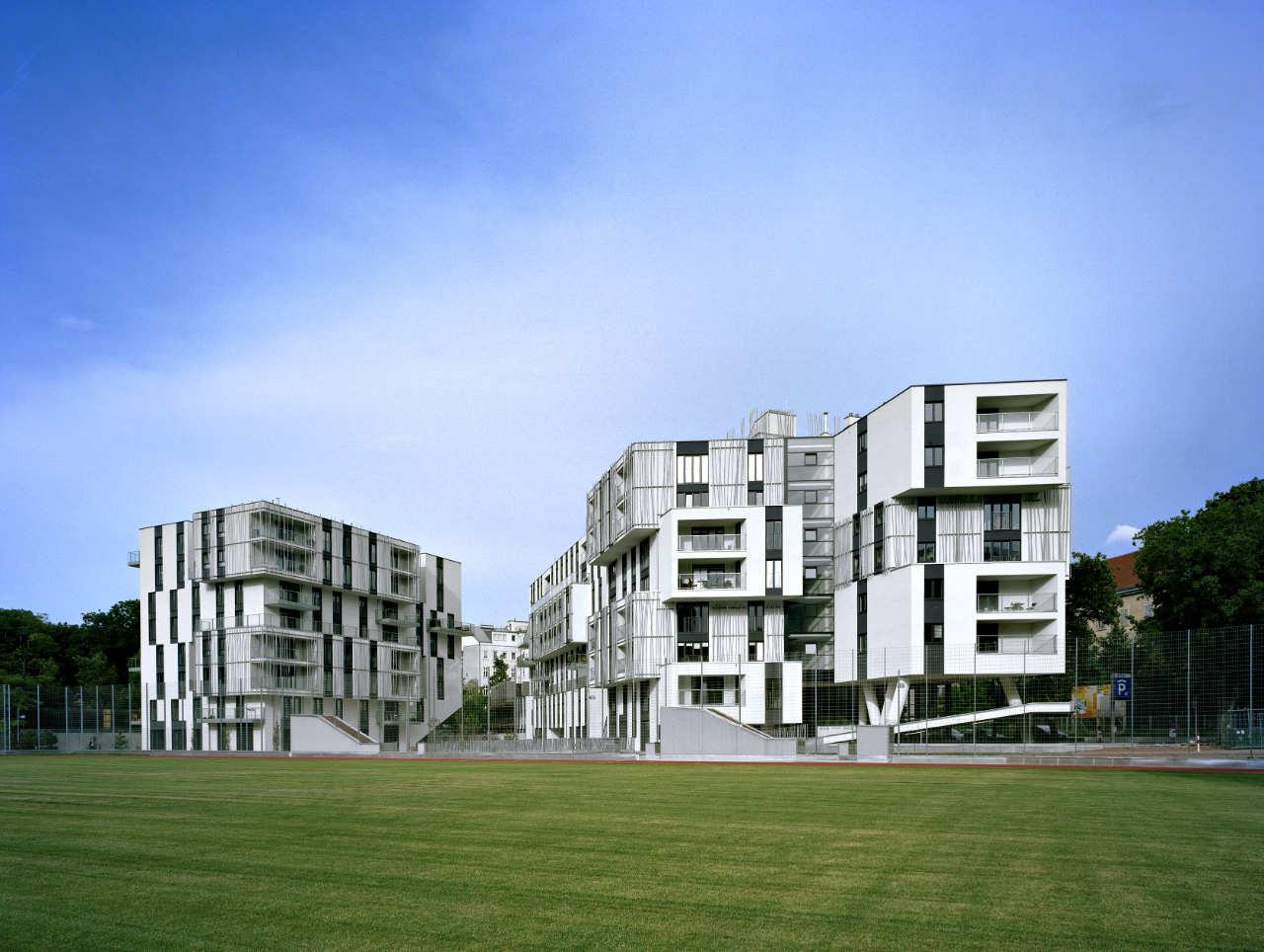 Wohngarten Sensengasse / Josef Weichenberger Architects