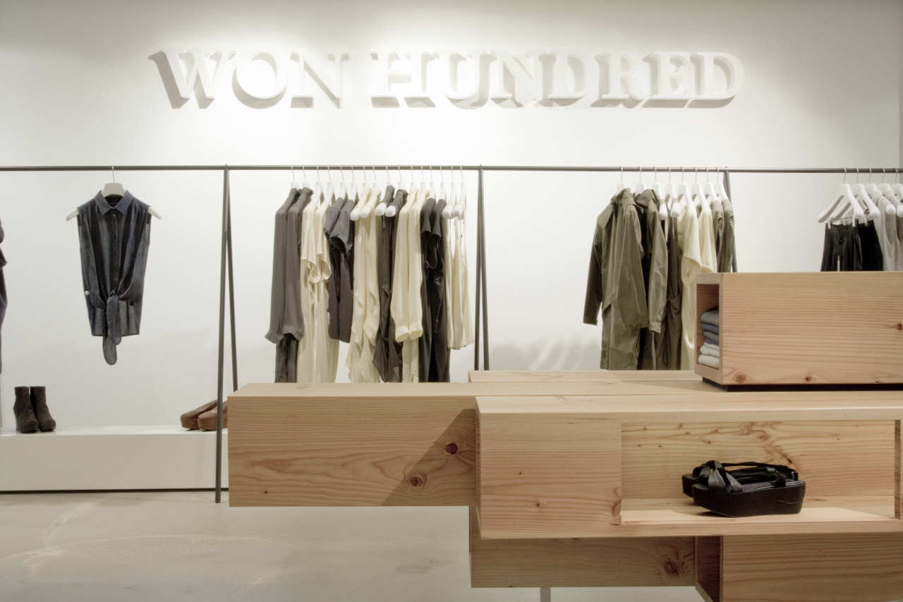 Won Hundred Store / MAPT, © MAPT