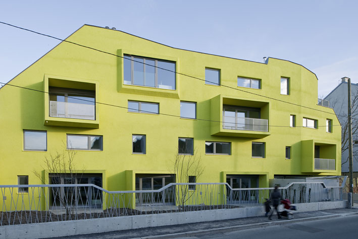Krautgarten / Caramel Architekten, © Hertha Hurnaus