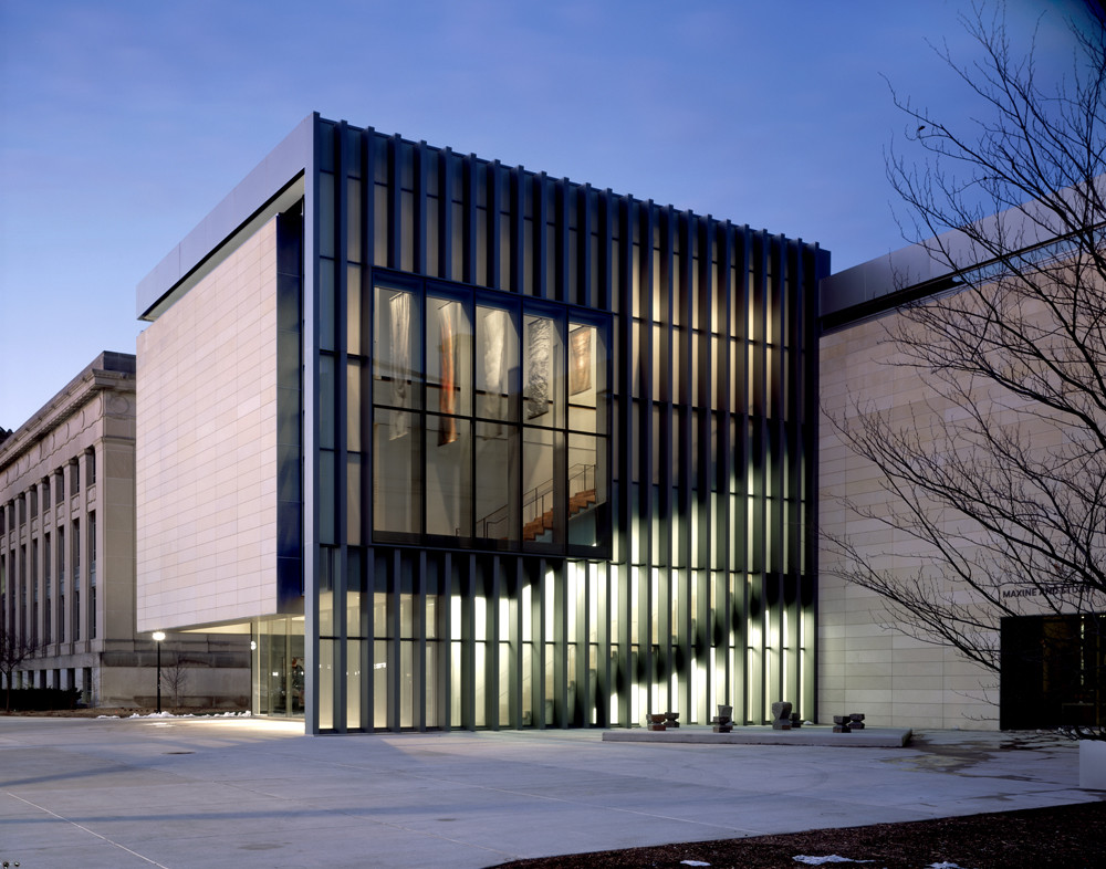 University of Michigan Museum of Art / Allied Works Architecture ...