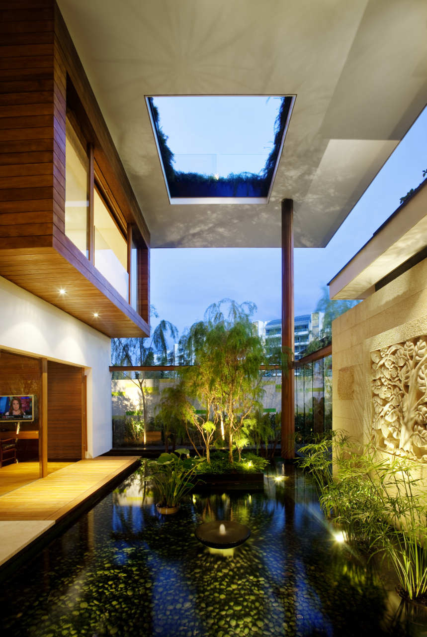 gallery of sky garden house guz architects 9