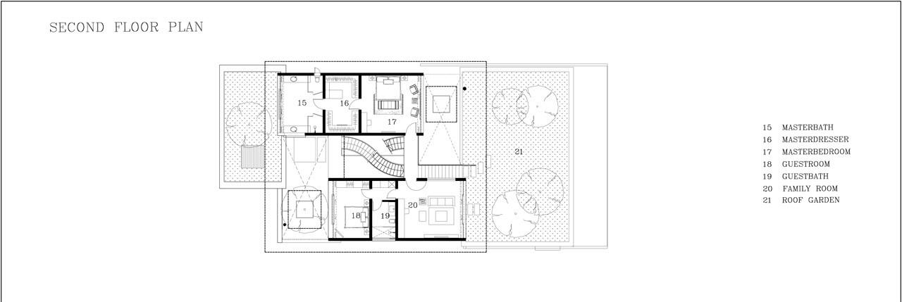 Gallery Of Sky Garden House Guz Architects 15