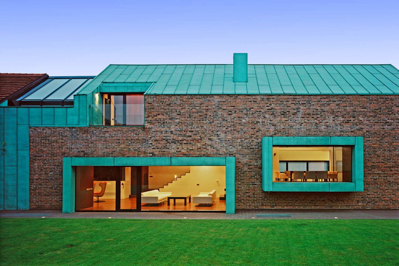 Varaždin Residence / Dva Arhitekta, © Robert Leš