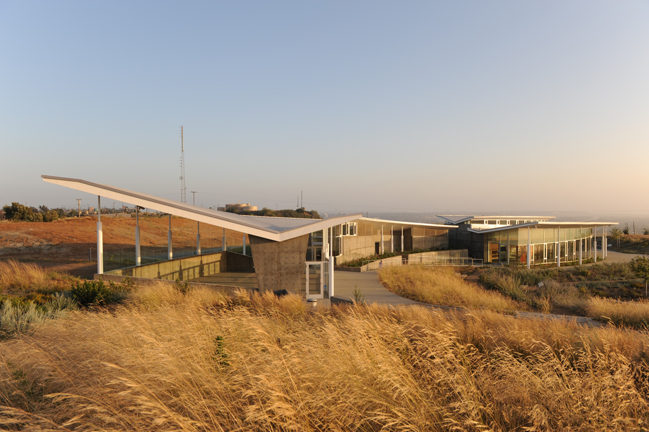 Baldwin Hills Scenic Overlook / Safdie Rabines Architects, © Undine Prohl