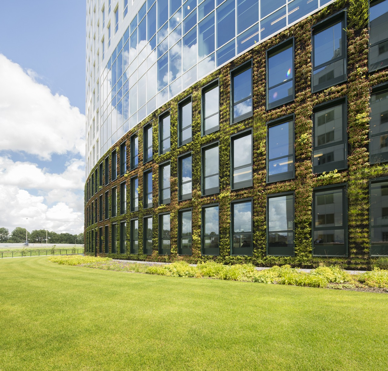 Gallery of eneco headquarter rotterdam hofman dujardin for Architecture rotterdam