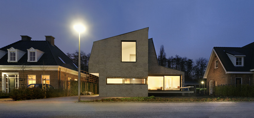 House Vvg / Grosfeld van der Velde Architecten, © Michel Kievits