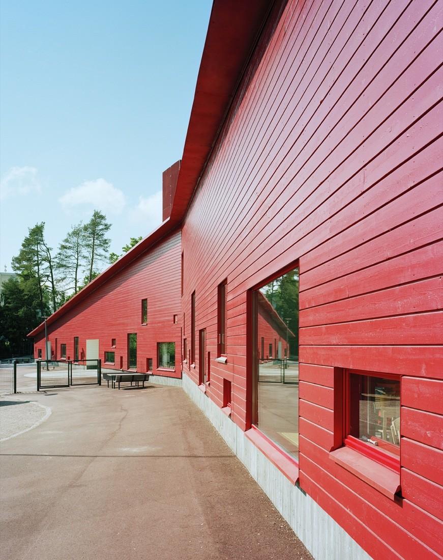 Ajurinmäki Daycare Center / AFKS, © Jussi Tiainen