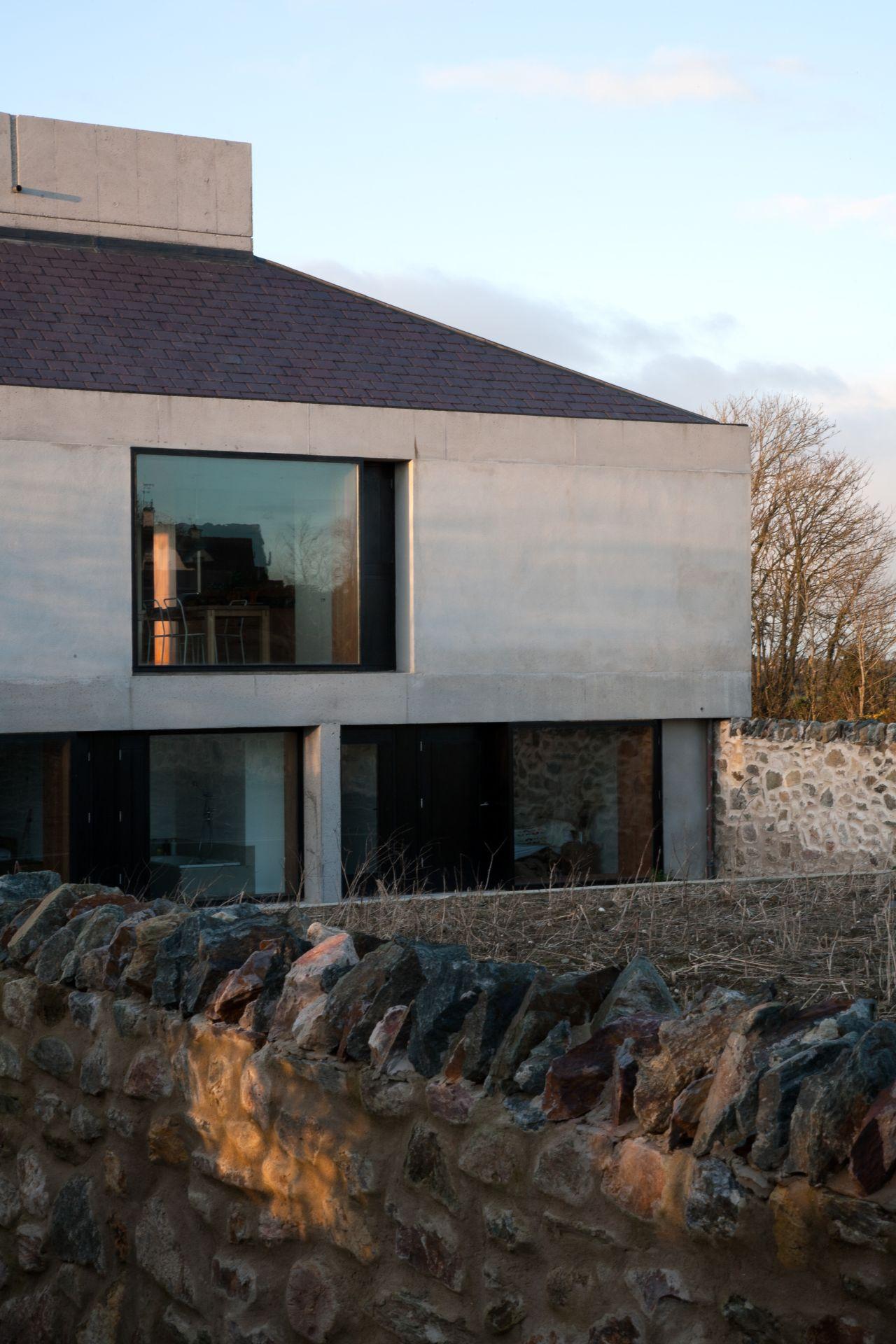 House at Bogwest / Steve Larkin Architects