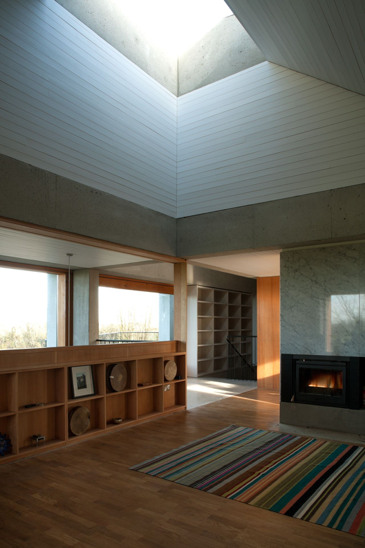 House At Bogwest Steve Larkin Architects Archdaily