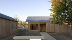 Vass Municipal Campground / Julien Boidot Architect