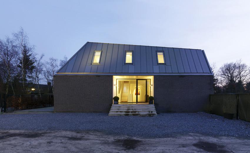 House VdB / Grosfeld van der Velde Architecten, © Michel Kievits