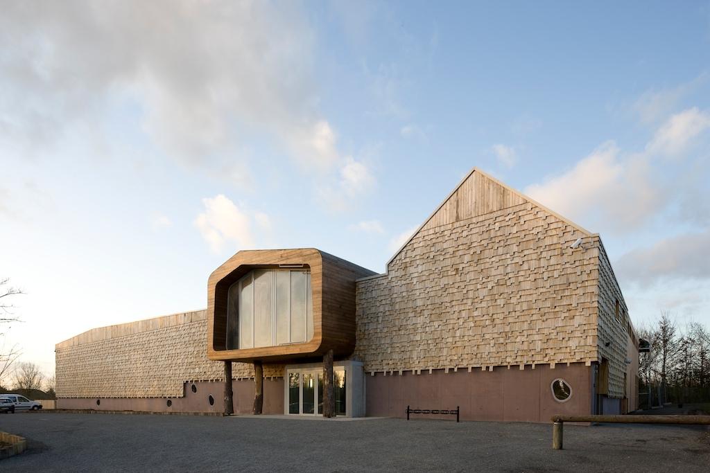 Rennes Metropole Museum / Guinée et Potin, © Stéphane Chalmeau