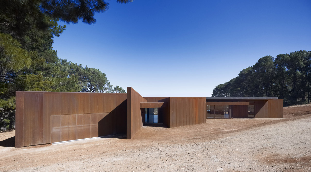 Red Hill / Inarc Architects, © Peter Clarke