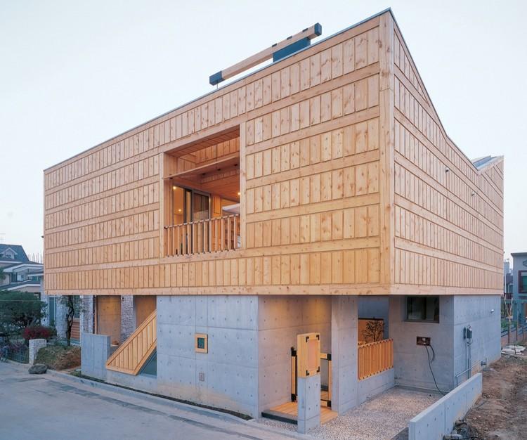Lim Geo Dang / IROJE KHM Architects, © YongKwan Kim