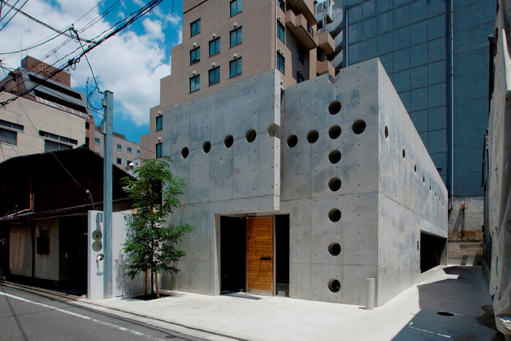 MON Factory / House / EASTERN Design Office, © Koichi Torimura