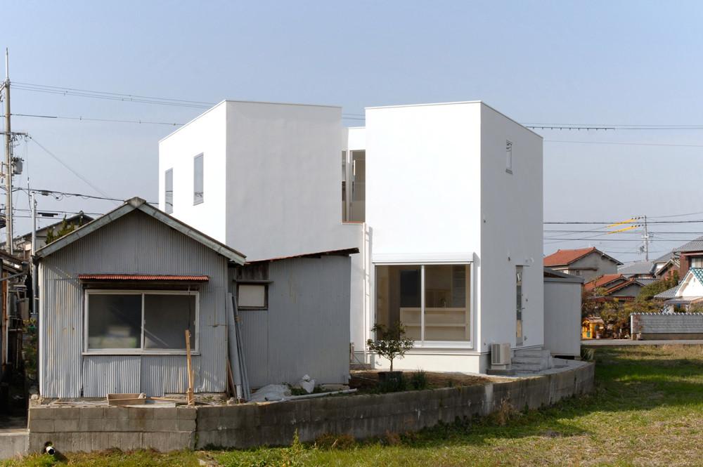 Usuki House / Tonoma, © Hiroshi Murata
