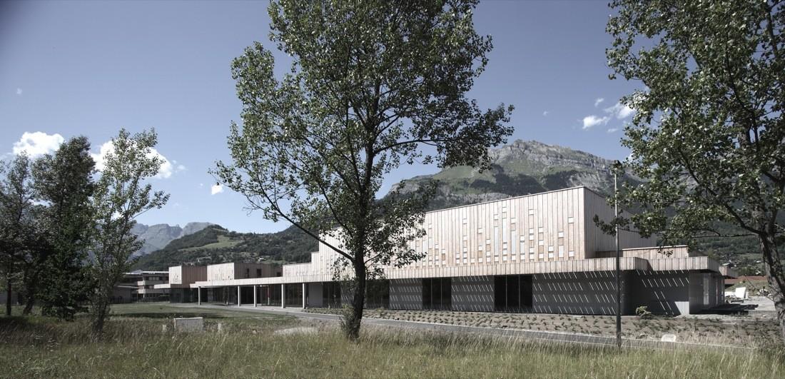 Passy Cultural Center / Beckmann N'Thepe, © Stephan Lucas