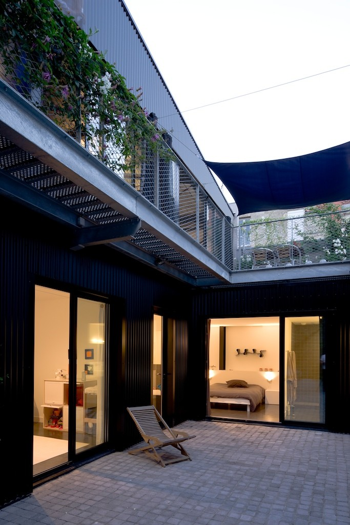 Big Black House / FABRE/deMARIEN architectes, © Stéphane Chalmeau
