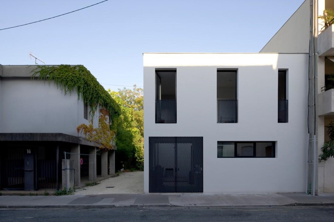 Maison 51 / FABRE/deMARIEN architectes, © Stéphane Chalmeau
