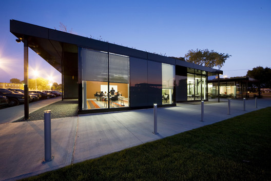 Pierrefonds Community Center / FABG, © Steve Montpetit