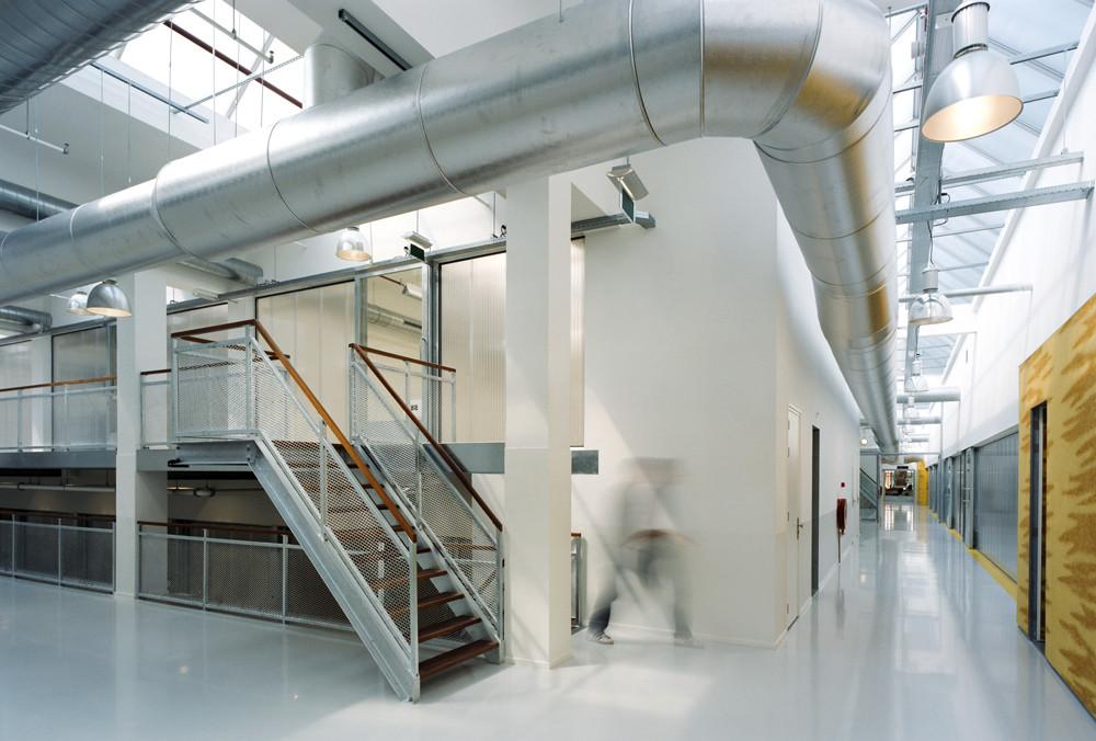 Fabriek Den Caballero Fabriek in Den Haag