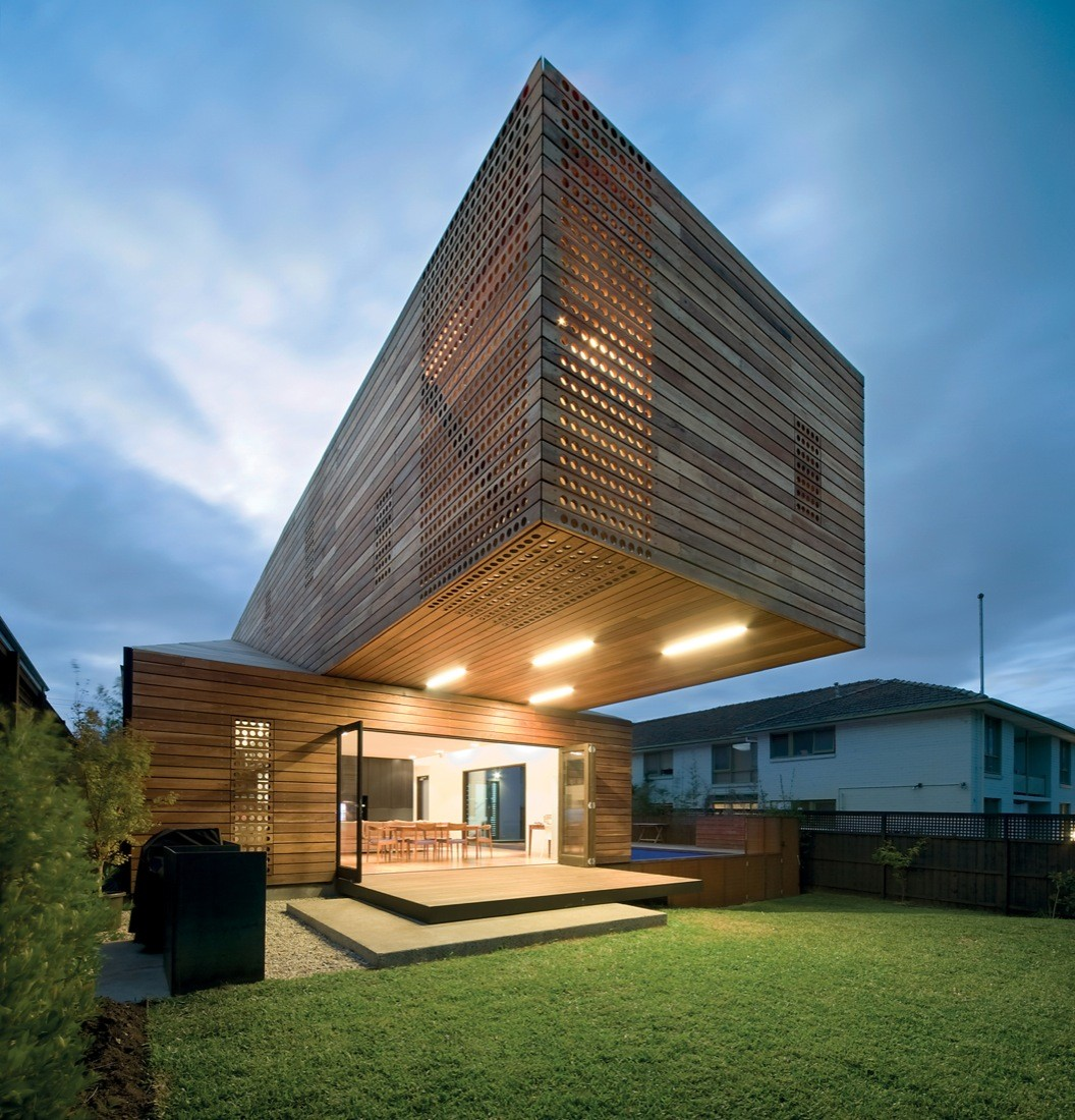The Trojan House / Jackson Clements Burrows Architects, © Emma Cross