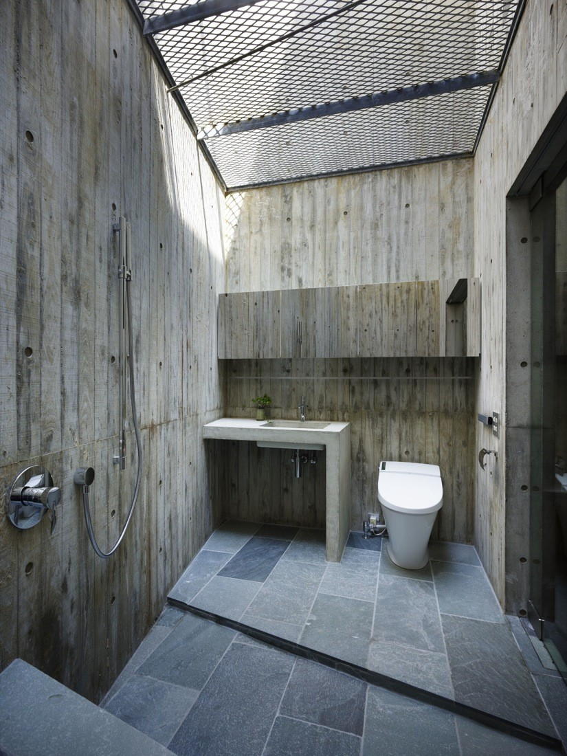 Gallery of house in hiro suppose design office 10 Japanese bathroom interior design