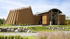 Hôtel-Musée Premières nations / LEMAYMICHAUD Architecture Design