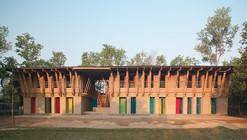 Handmade School / Anna Heringer + Eike Roswag