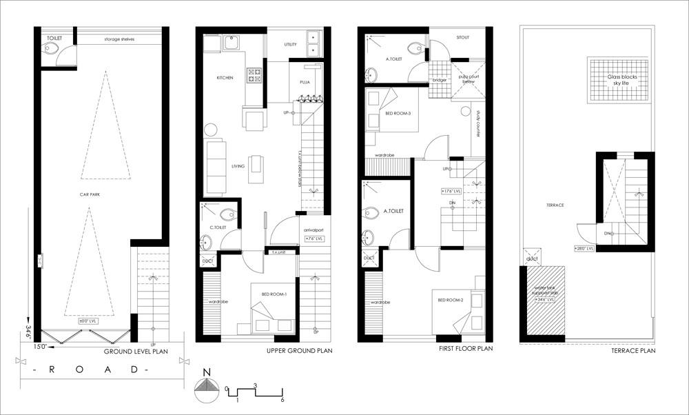 Gallery Of House 42 Designq 20