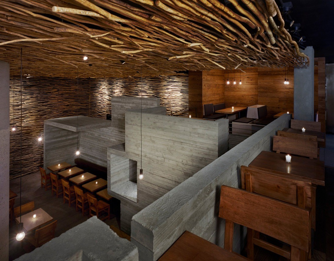 Pio Pio Restaurant / Sebastian Marsical Studio, © Paul Rivera