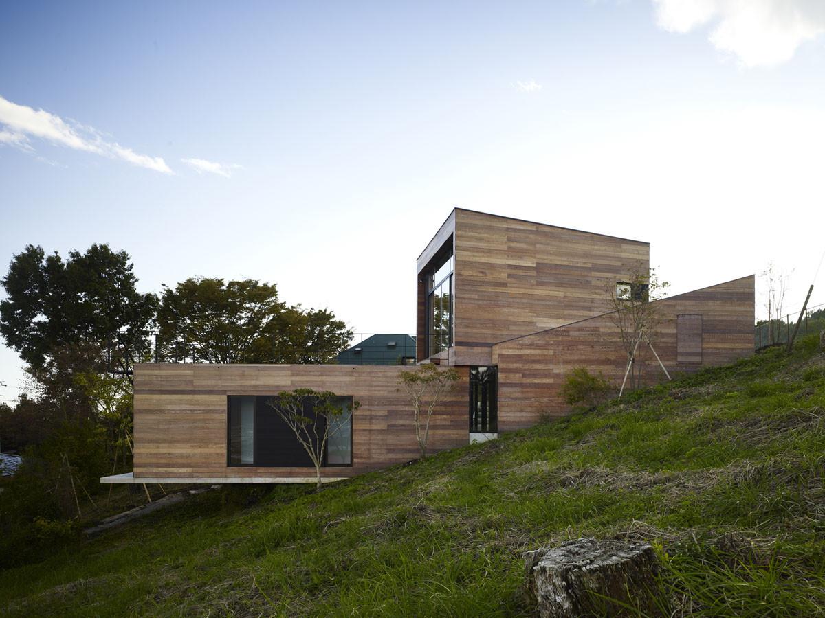 Les Aventuriers / Shun Hirayama Architecture, © Daici Ano