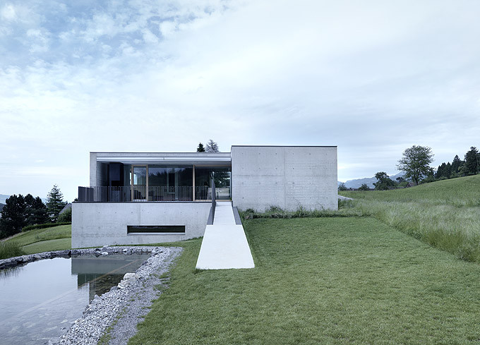 Germann House / marte.marte Architekten, © Bruno Helbling