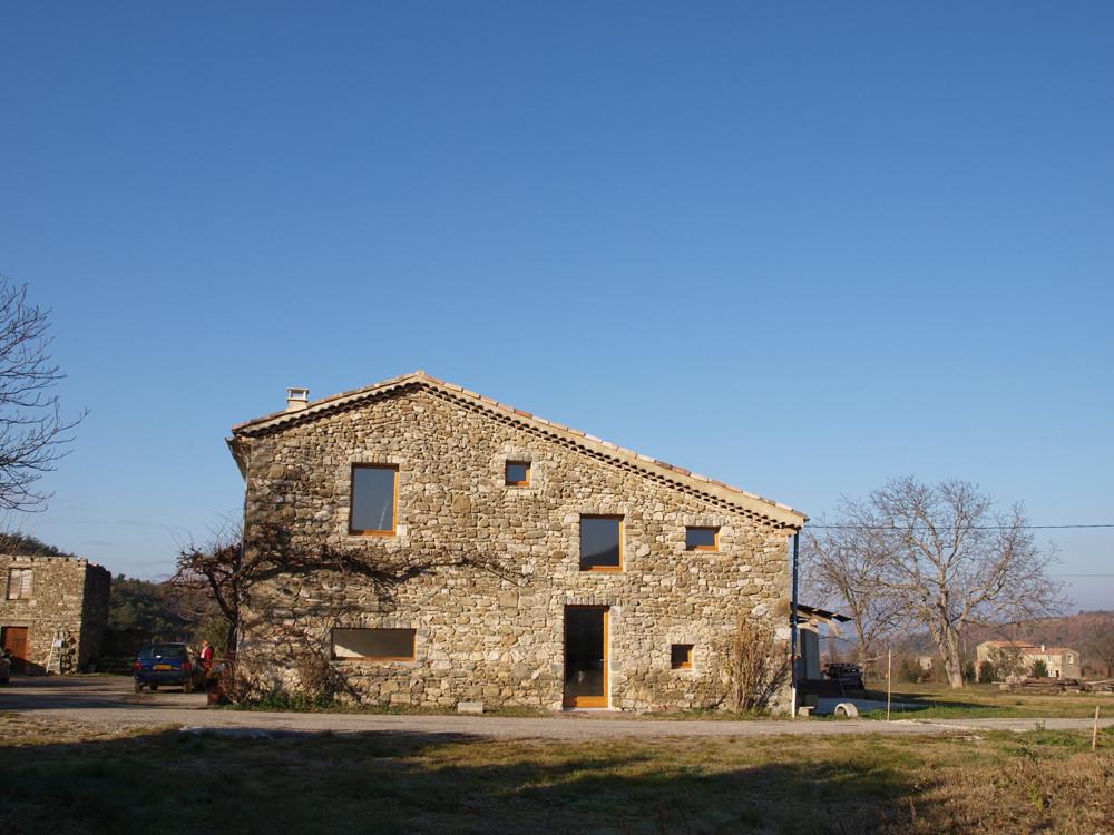 Roche Residence / Atelier Archiplein, Courtesy of  archiplein