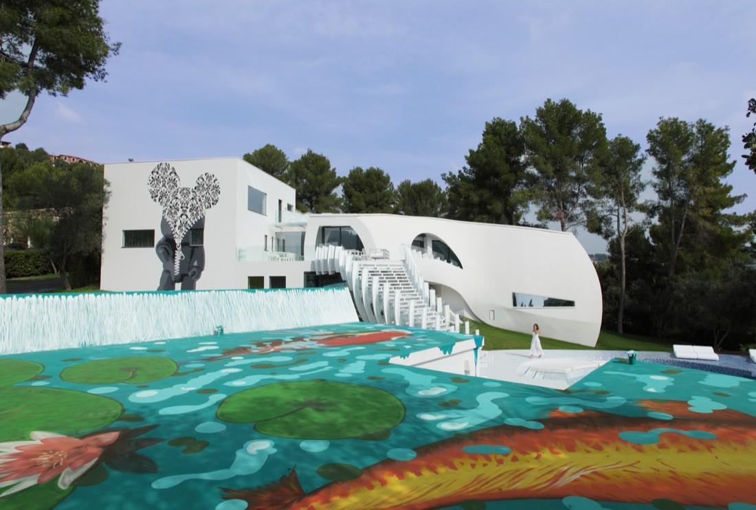 Casa Son Vida Palma de Mallorca real estate property tec Architecture & Marcel Wanders design Studio