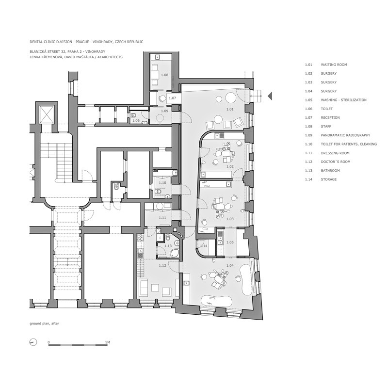 Gallery Of D Vision Dental Clinic A1architects 17