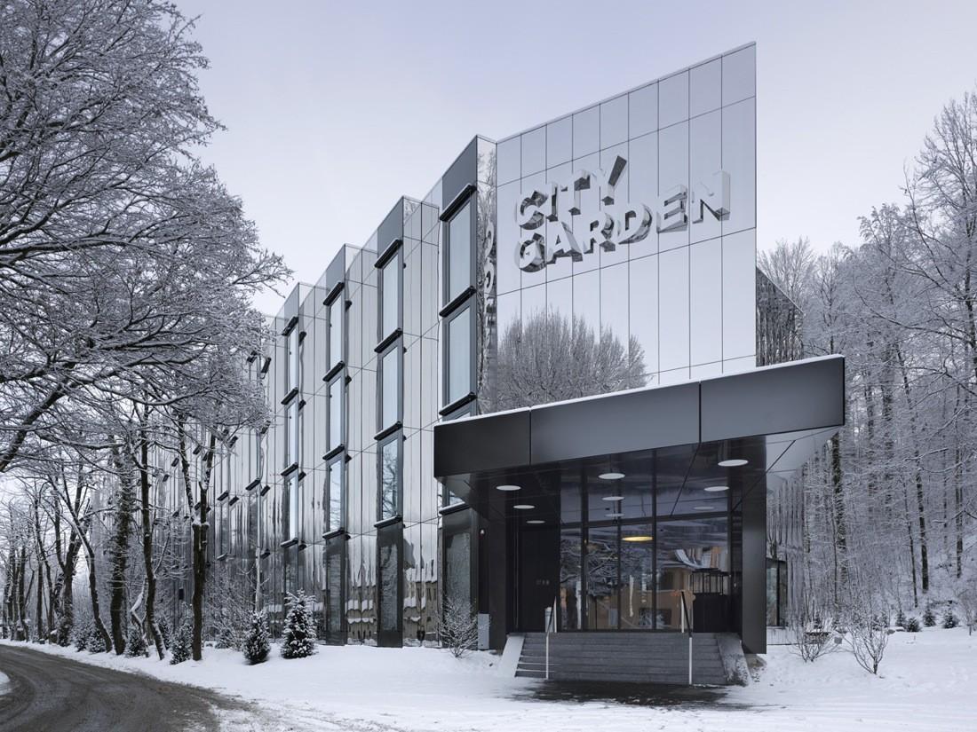 Hotel City Garden / EM2N, © Roger Frei