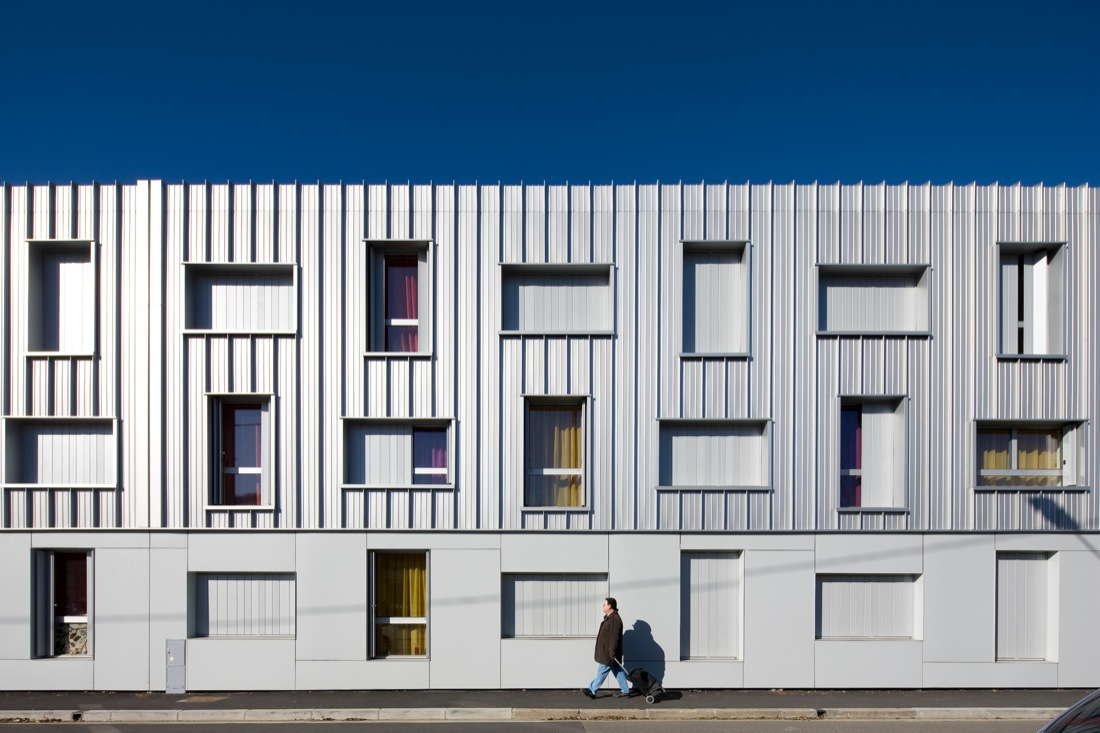 Student Housing in Bordeaux / Lanoire & Courrian, © Stéphane Chalmeau