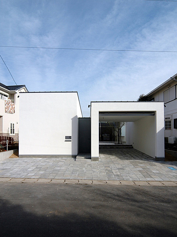 Sz House / Miyahara Architect Office, © Teruo Miyahara