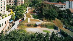 Jade Bamboo Culture Plaza / Urbanus