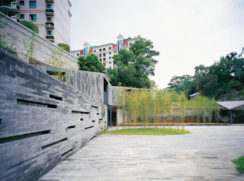 Jade Bamboo Culture Plaza,© Meng Yan