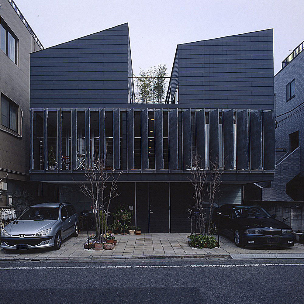 TTN House / Miyahara Architect Office, © Teruo Miyahara
