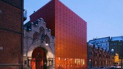 Moderna Museet Malmö / Tham & Videgård Arkitekter