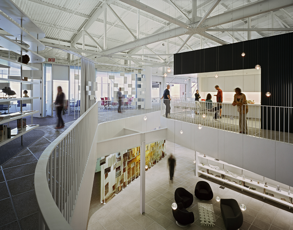Performance Capture Studio / Lorcan O'Herlihy Architects + Kanner Architects , © Frank Oudeman