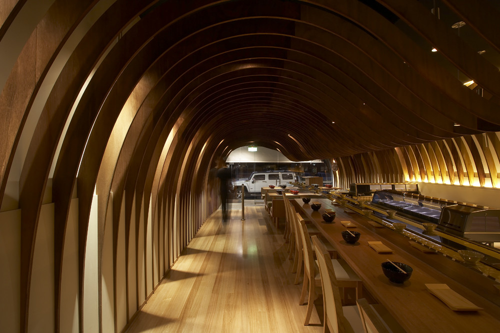 gallery of cave restaurant koichi takada architects 4